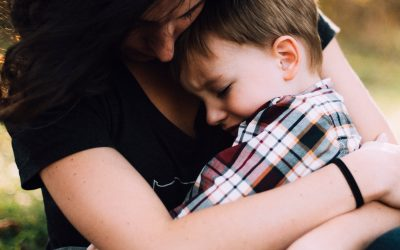 Como lidar com a zanga do meu filho?